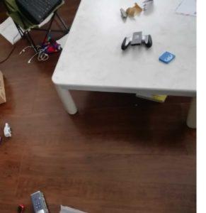 散らかった部屋は片づけをしてから宿題をやる